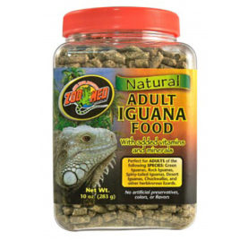 All Natural Iguana Futter adult
