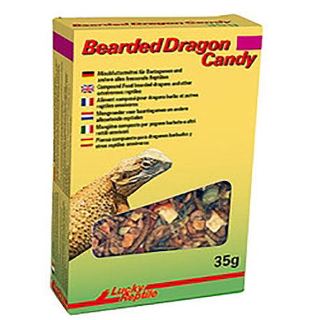 Bearded Dragon Candy