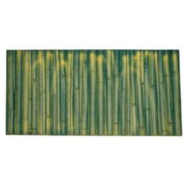 Bambus Rückwand