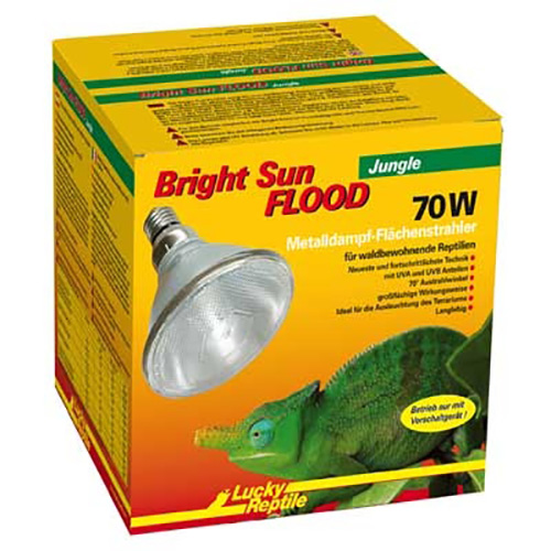 Bright Sun UV Jungle Flood