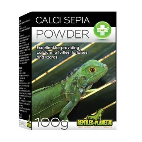 Calci Sepia Pulver