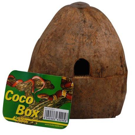 Coco Box Versteckhöhle