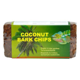 Coconut Bark Chips