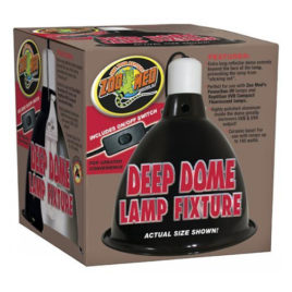 Deep Dome Reflector