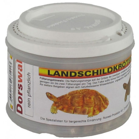 Dorswal Landschildkrötenfutter adult