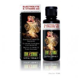 Elektrolyte + Vitamin D3