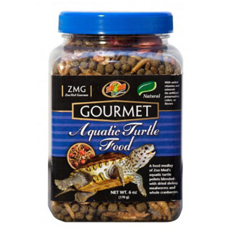 Gourmet Aquatic Turtle Food