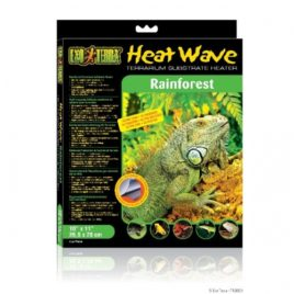 Heat Wave Rainforest Substrat Heizung