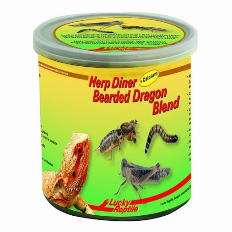 Herp Diner Bearded Dragon Blend