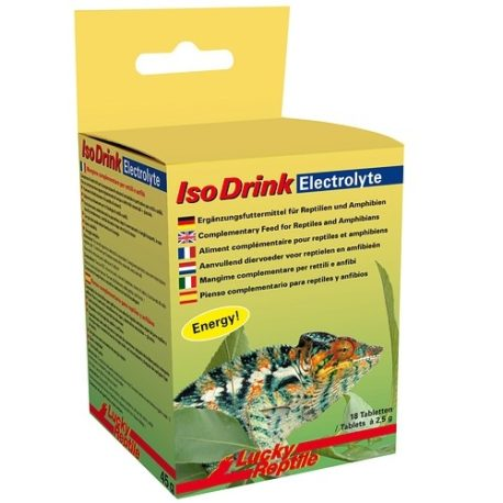 Iso Drink Elektrolyte