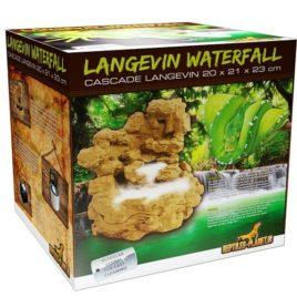 Langevin Wasserfall