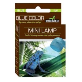 Mini Lamp LED blau