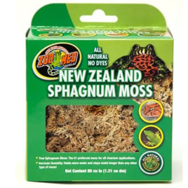 New Zealand Sphagnum Moos
