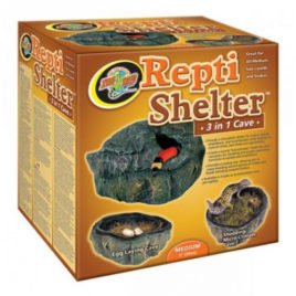 Repti Shelter Reptilienhöhle