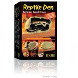 Reptile Den Höhle mit Magnetdeckel