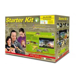 Starter Kit Landschildkröte Terrarium