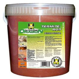Termite rot