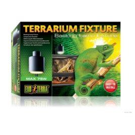 Terrarium ixture Halterung Wärmelampen
