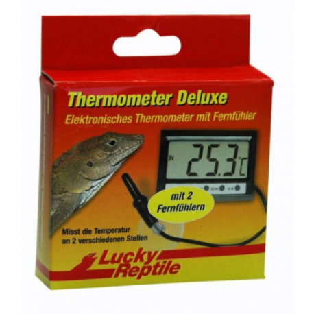 Thermometer Deluxe mit Fühler