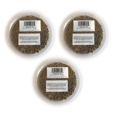 Insektenfutter Pellets 3 x 80gr