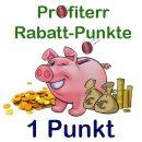 Profiterr Rabatt-Punkte